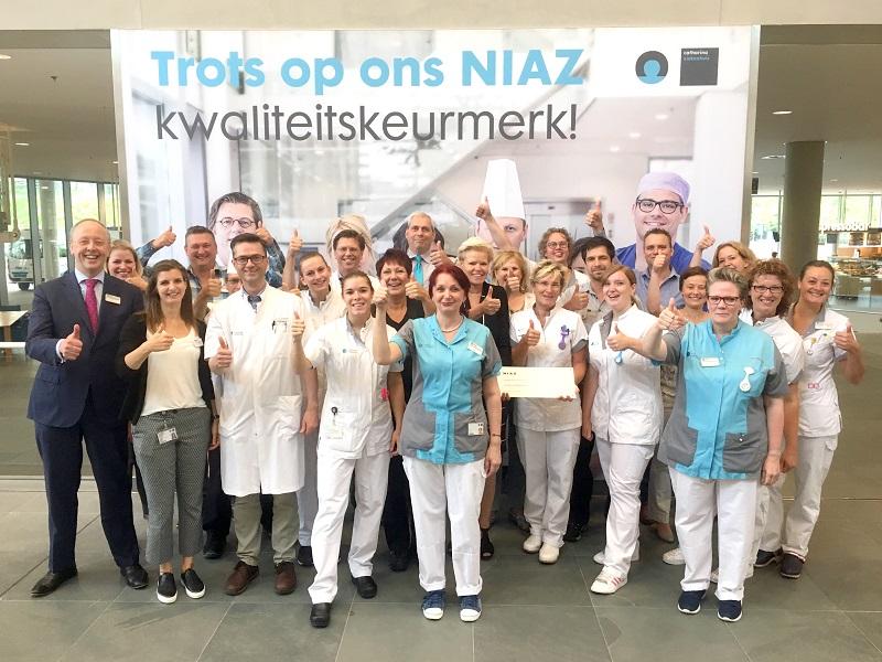 Catharina Ziekenhuis NIAZ-Qmentum