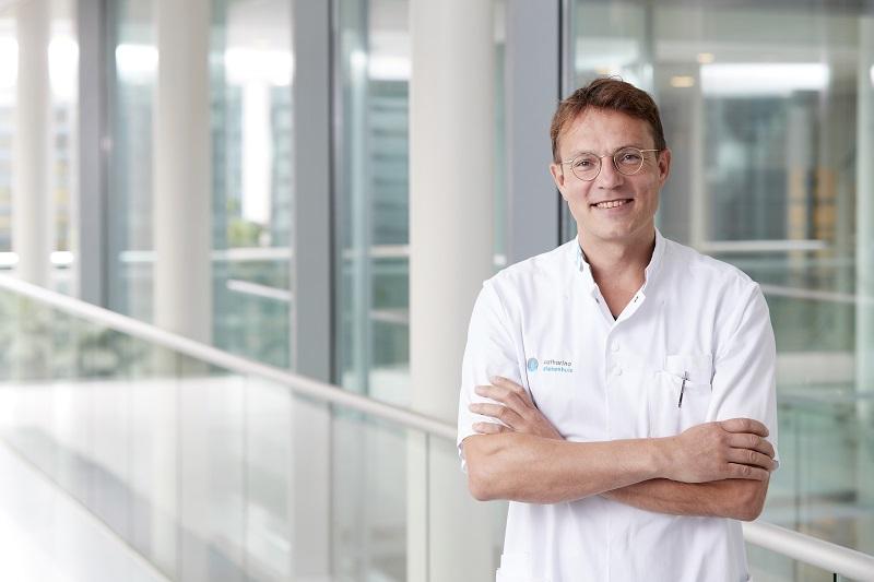 Gynaecoloog-oncoloog dr. Jurgen Piek | Catharina Ziekenhuis
