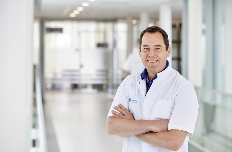 Vaatchirug prof. dr. Marc van Sambeek   Catharina Ziekenhuis
