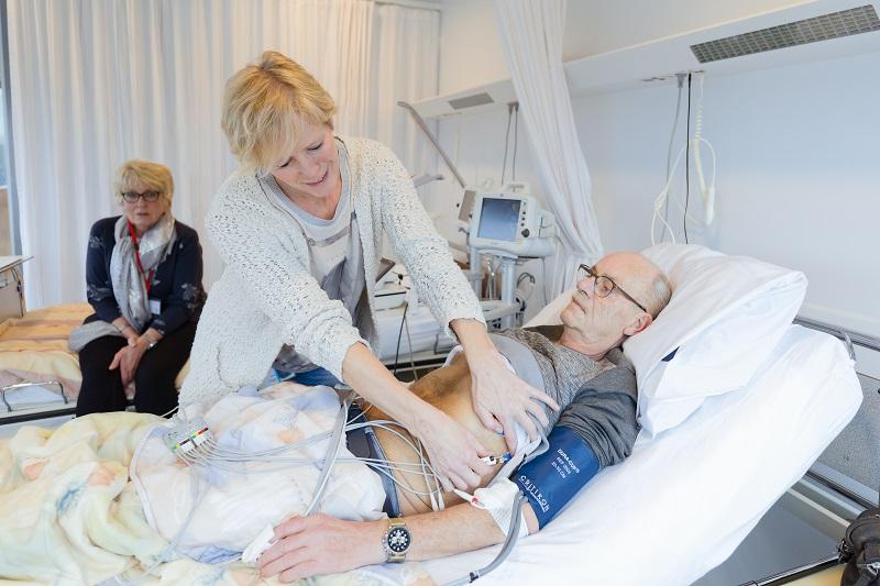 Inspuiten contractvloeistof vooraf aan OK | Catharina Ziekenhuis