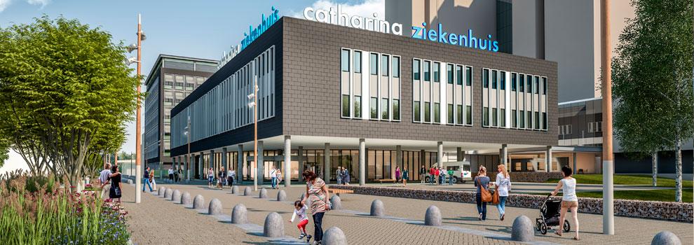 Openingstijden Catharina Ziekenhuis